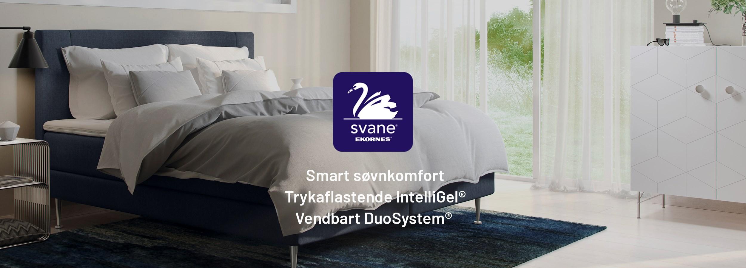 Ekstra Svane-senge | Find din nye Svane-seng her | Drømmeland QC-78