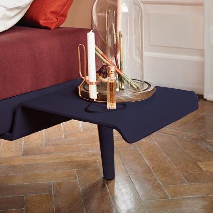 Køb Essential Sidebord Lakeret Træ Night Blue