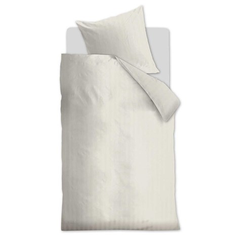 Bedding House Basic, satin Hvid