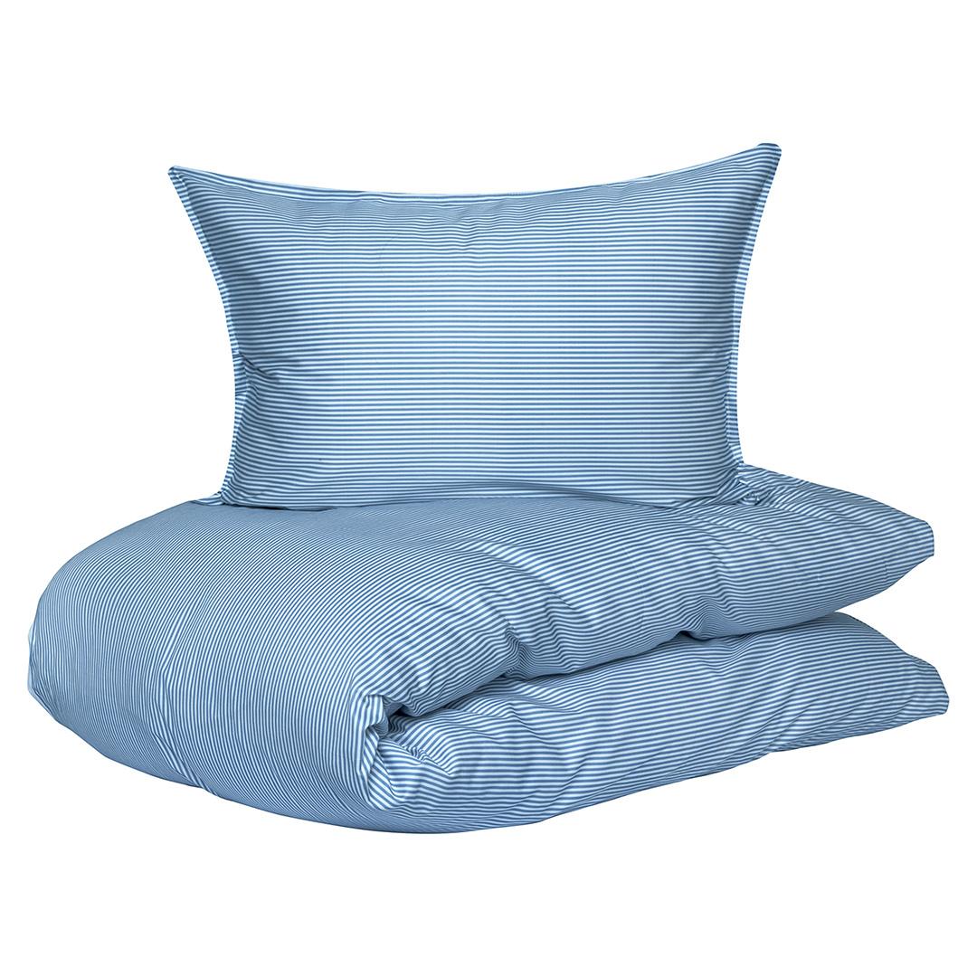 Image of   Borås sengelinned Cille 140x220/60x63 Blue