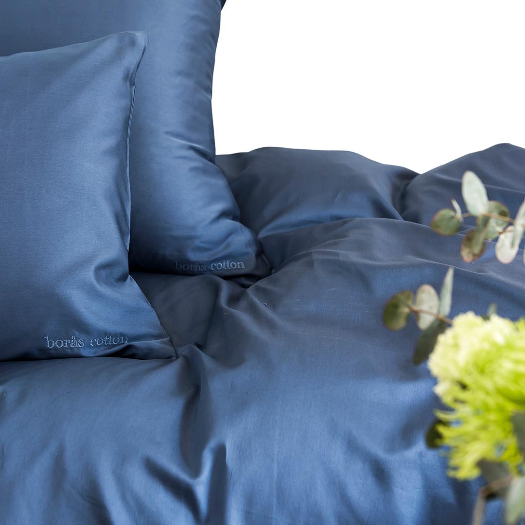 Køb Borås sengelinned Cloud Blue 140x200cm