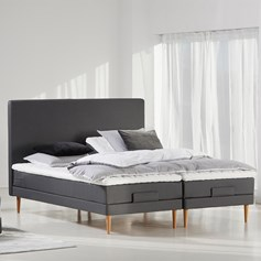 MasterBed Standard Air40 - Elevation - 160x200 cm
