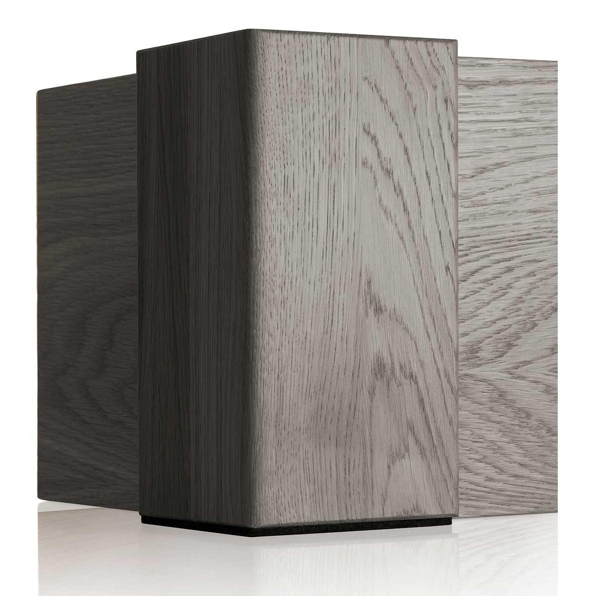 Billede af Svane høj sokkel 140x200 Grey Oak