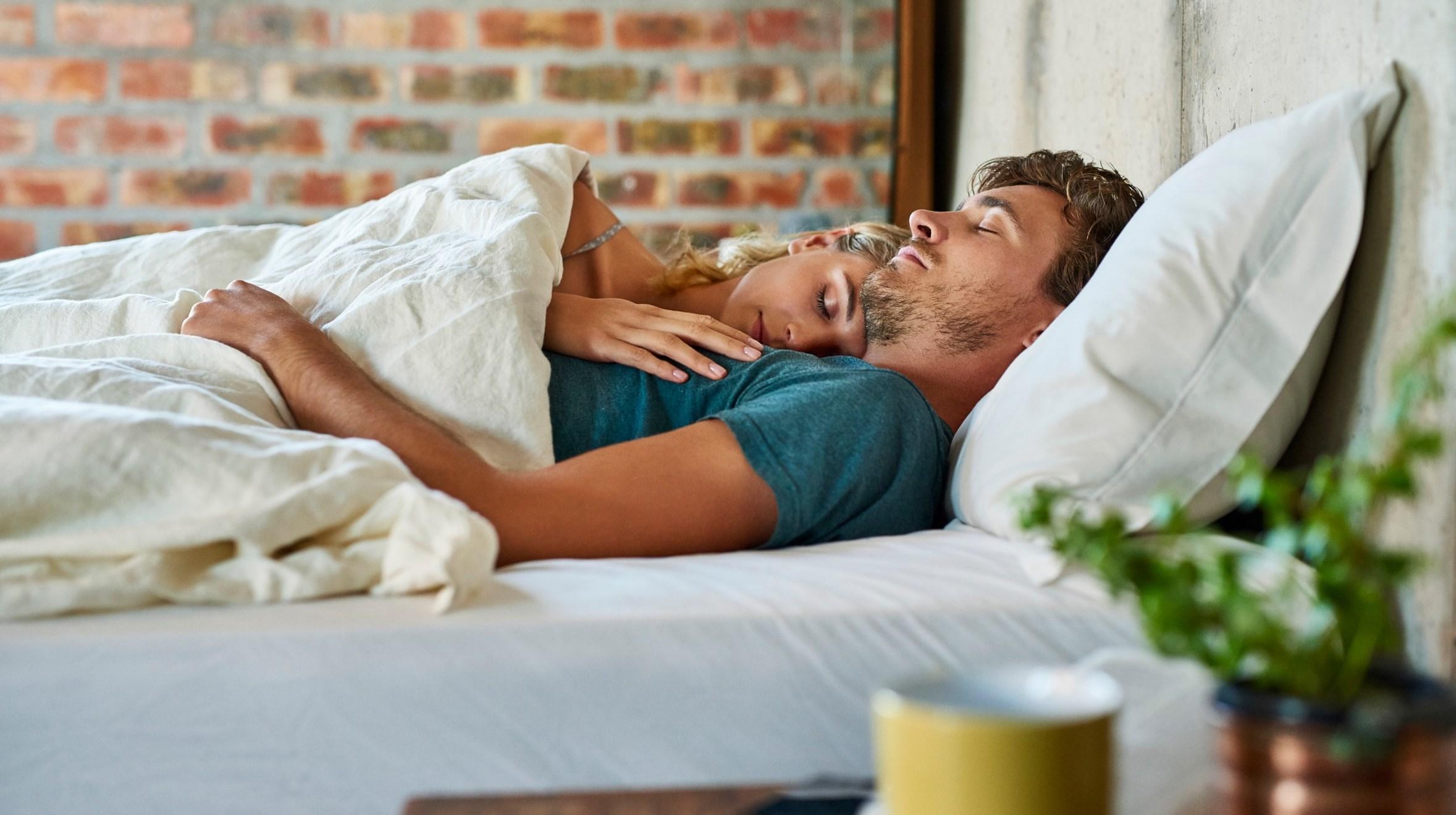 Online dating, når man skal sove sammen
